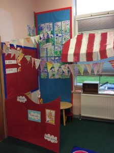 Primary 1/2 French Cafe Corner