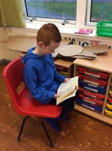 Reading and Storytelling